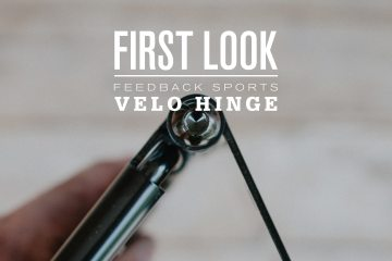 First Look: Feedback Sports Velo Hinges