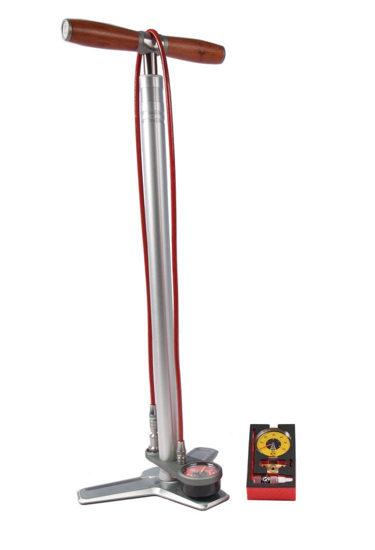 Released: Silca Superpista Ultimate Plus Pump and Ultimate Gauge Kit
