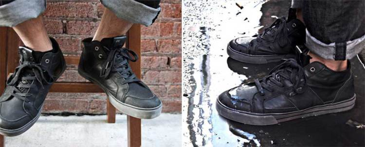 Released: DZR H2O Waterproof Cycling Sneaker