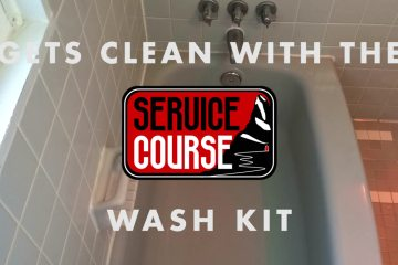 The CXOff: Product Spotlight on The Service Course Original Wash Kit