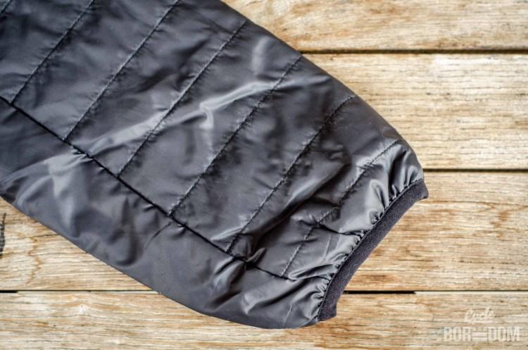 First Look: Endura Urban Flipjak Reversible Jacket - Sleeve and Cuff
