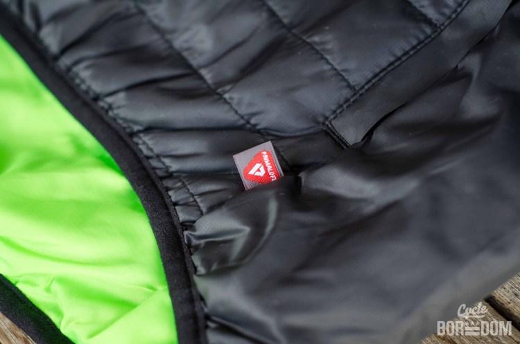 First Look: Endura Urban Flipjak Reversible Jacket - Primaloft Logo