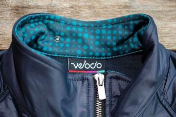 First Look: Velocio RECON Quilted Vest