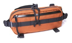 Released: Seagull Bags Trail Buddy - Rust Buddy