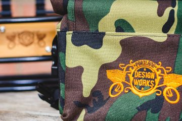 First Look: Portland Design Works Takeout Basket w/ LTD Edition Adventure Bag
