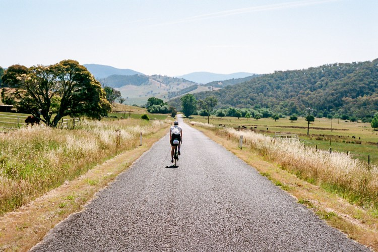 Yonder Journal's Dead Reckoning: Syd 2 Mel Normcore Bike Tour