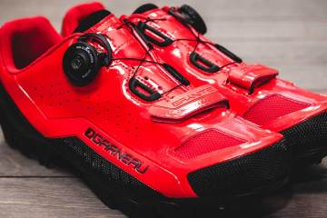 First Look: Louis Garneau Granite MTB Shoes
