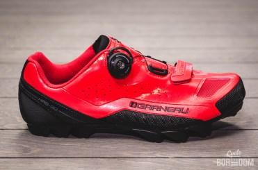 First Look: Louis Garneau Granite MTB Shoes