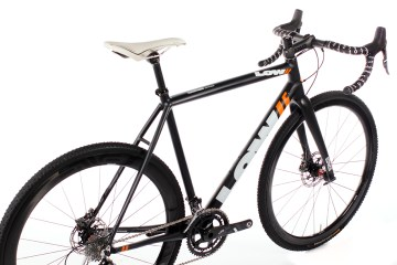 Released: LOW MKII CX Aluminum Cyclocross Bike