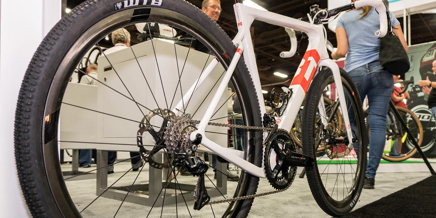 Interbike Microdose: 3T Exploro Aero Gravel Bike