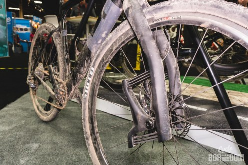Interbike Microdose: 3T Exploro Aero Gravel Bike