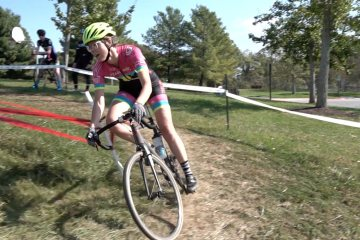 Schooley Mill Cross - Women's Elite 1/2/3, B 3/4, Masters 45+ Race