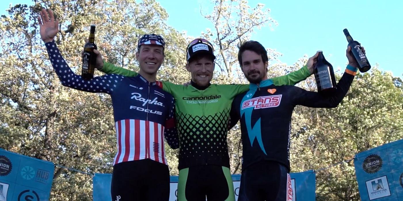 2016 Charm City Cross: D2 Elite Men UCI C1 - MAC Series #5