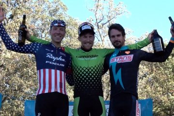 2016 Charm City Cross: D2 Elite Men UCI C1 - MAC Series #5
