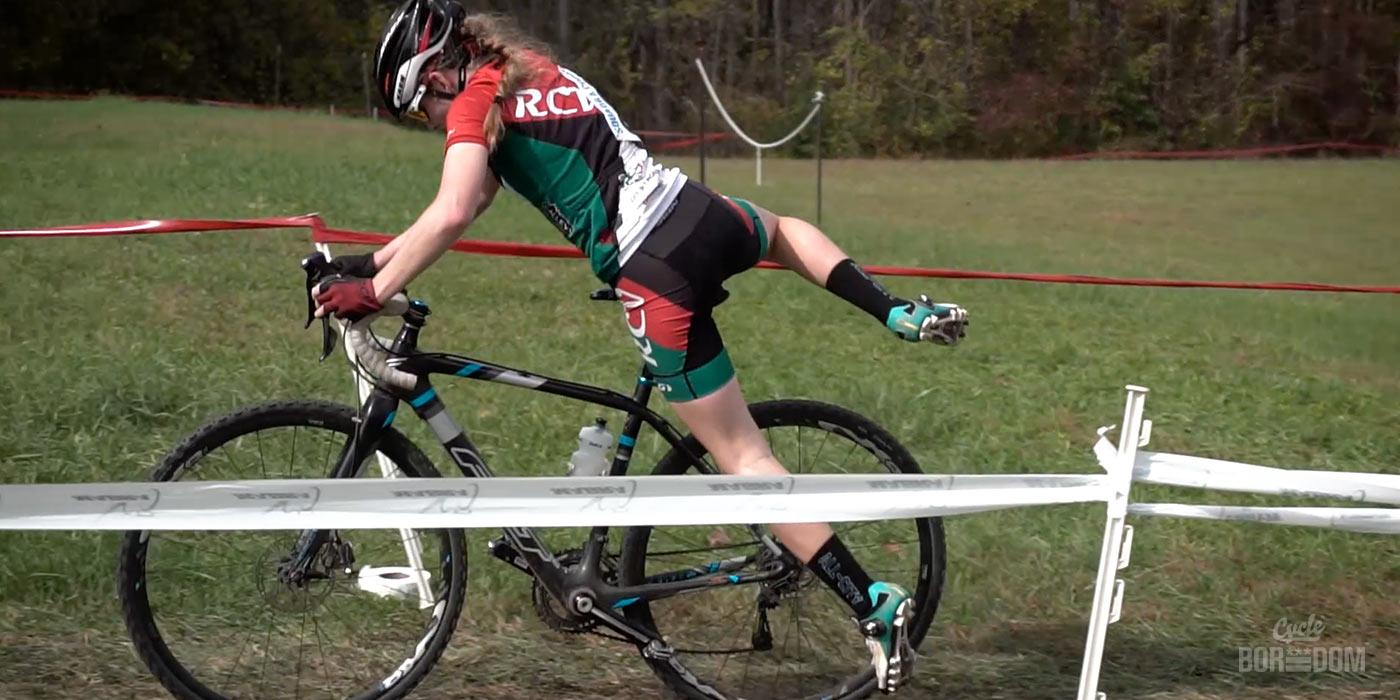 2016 BikeReg Super 8 Series: #4 - Tacchino CX - Women's Elite & Combined Field