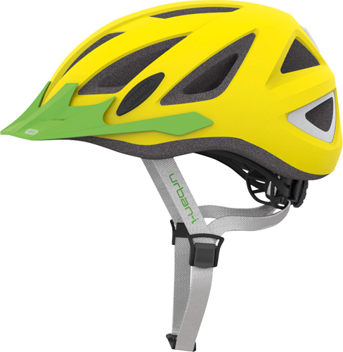 Released: ABUS Hyban and Urban-I v.2 Helmets