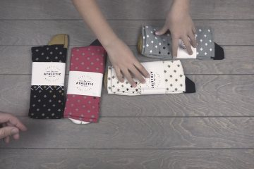 MailDrop: The Athletic x 290SQM Merino Socks