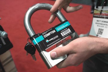 Interbike Microdose: Rocky Mounts Bike Locks