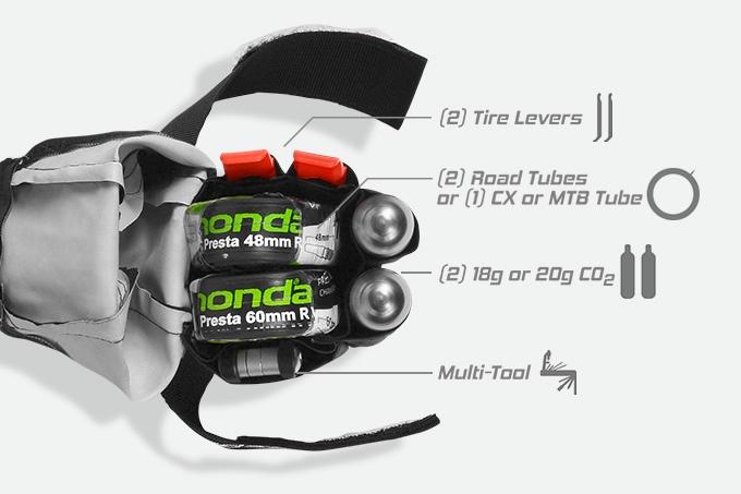 Speedsleev Ranger Cycling Essentials Pack