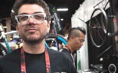Interbike Microdose: HiFi Wheels, Spray.Bike Paint, Squid Bikes, REN Cycles, VYNL Bikes