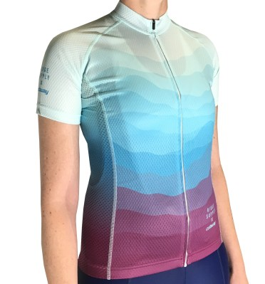 Essential Kits: Ridge Supply x Cutaway USA Mist Aero Jerseys