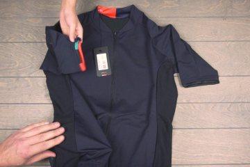 Velocio Signature Jersey, Wind Vest, and Luxe Bib Shorts - #MailDrop