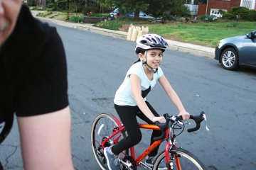"""#TheRide (4/4/17): #TheBug's First Ride On The Islabikes Luath 24"""""""