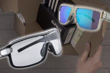 #MailDrop: Adidas Sport Eyewear Zonyk Pro & 3Matic Glasses