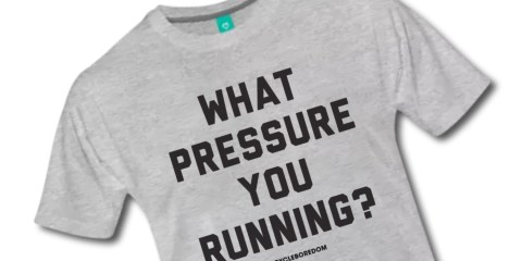 WHAT PRESSURE YOU RUNNING? - New Shirt, Who 'Dis?!