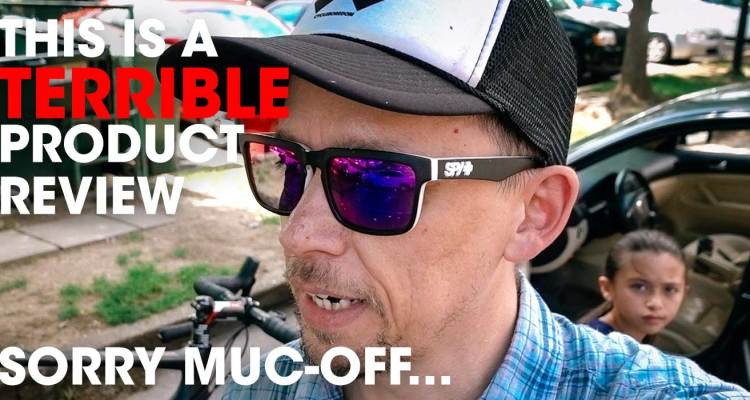 The Is A Terrible Product Review. Sorry Muc-Off…