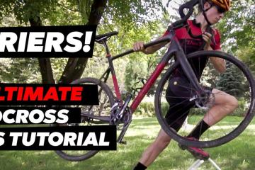 Barriers! The Ultimate Cyclocross Skills Tutorial | The Breakdown