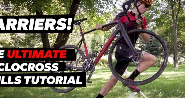 Barriers! The Ultimate Cyclocross Skills Tutorial | The Breakdown