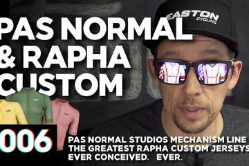 Pas Normal Studios & The Greatest Rapha Custom Jerseys Ever Conceived :: KOTW - 006
