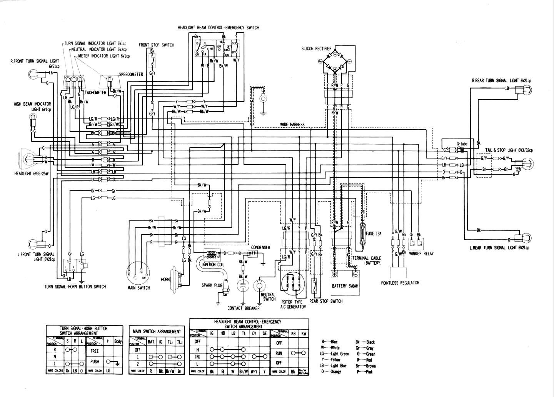 Hayabusa Sand Rail Wiring Diagram  Somurich