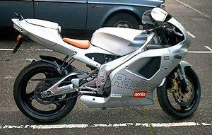 Aprilia Rs125 Cyclechaos