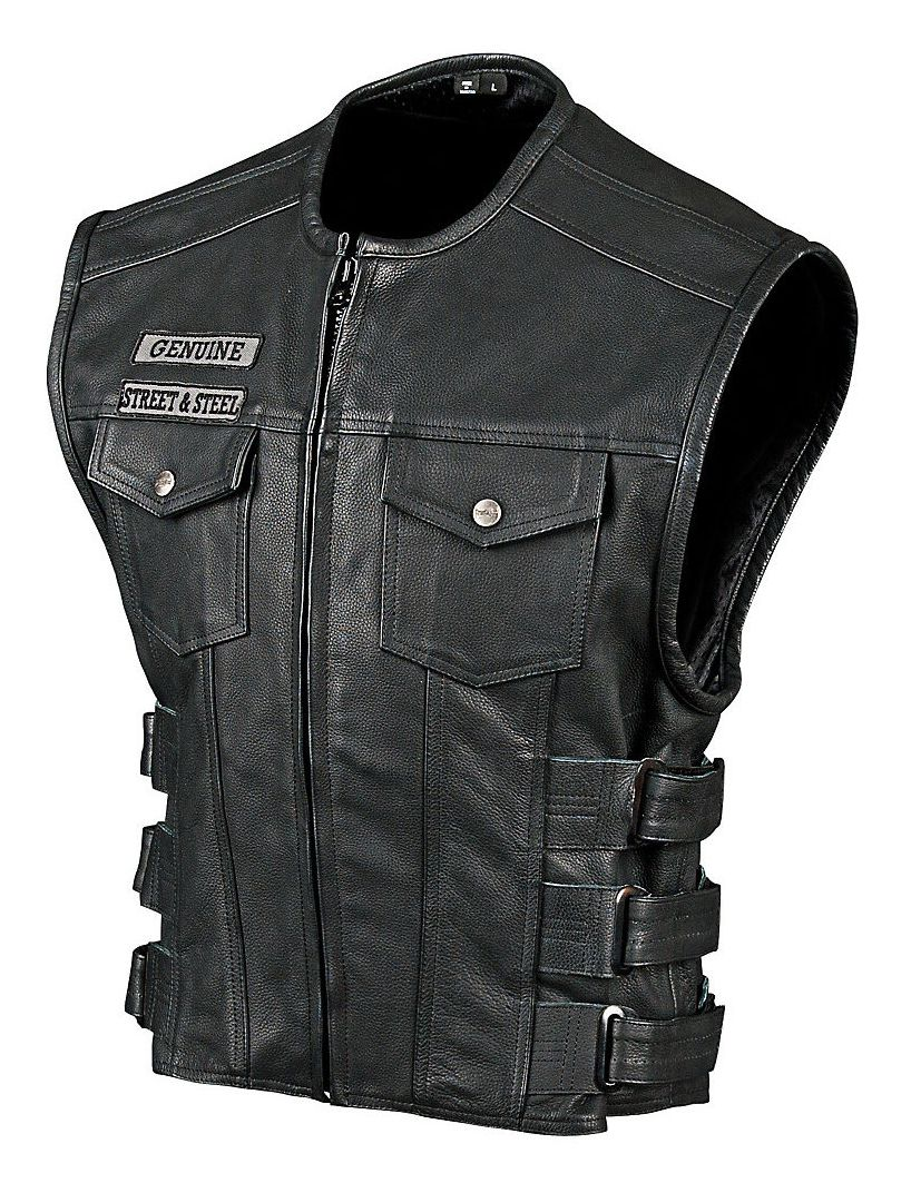 Motorcycle Vest Protection