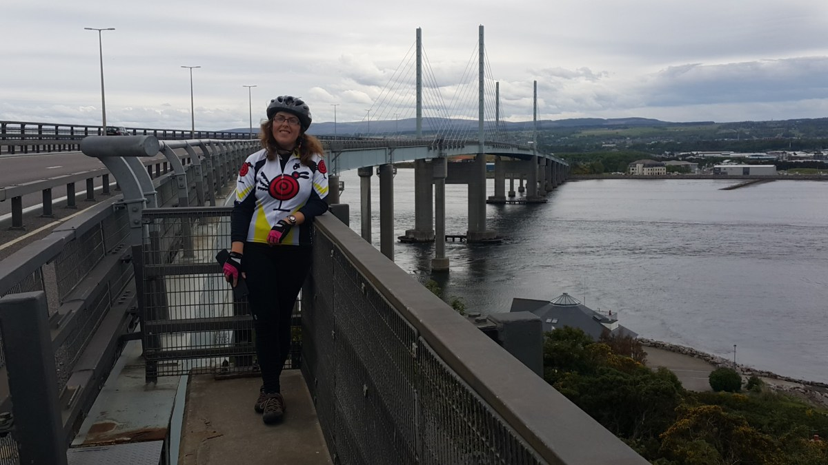JOGLE Day 3 - Tain to Aviemore