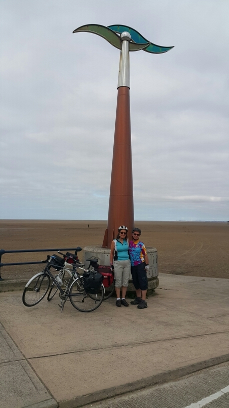 TPT Day 1 - Southport to Widnes