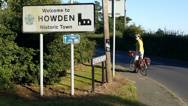 TPT Day 4 - High Melton to Howden