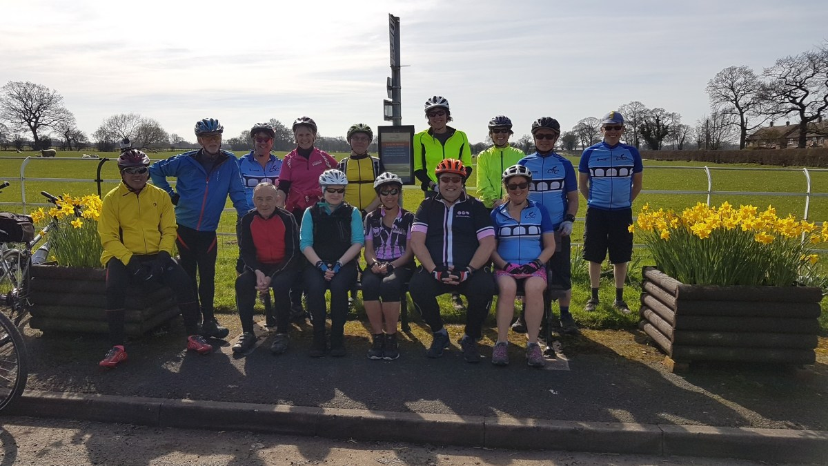 Stockport Community Cycling Club