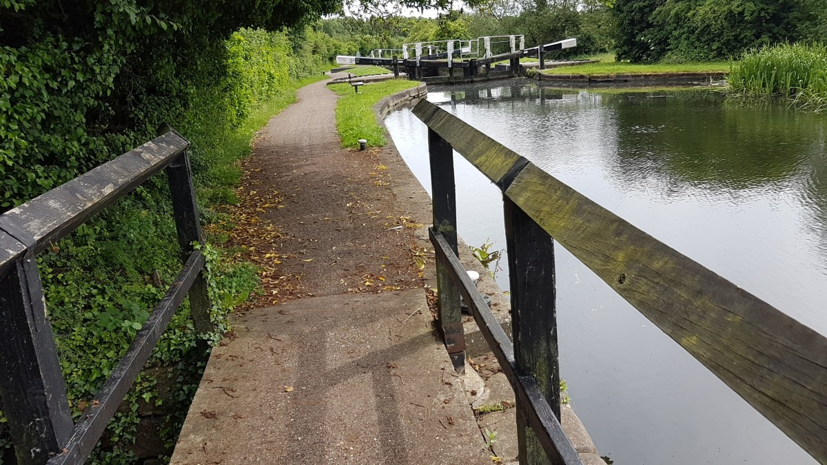 Cycling to Long Eaton from Derby
