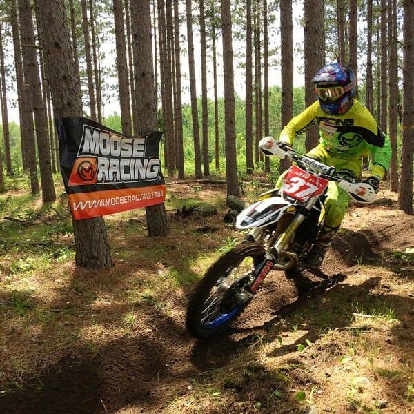 blake baggett set to return at muddy creek motocross cycle news