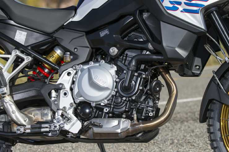 A ground up redesign has produced an excellent twin-cylinder from BMW.