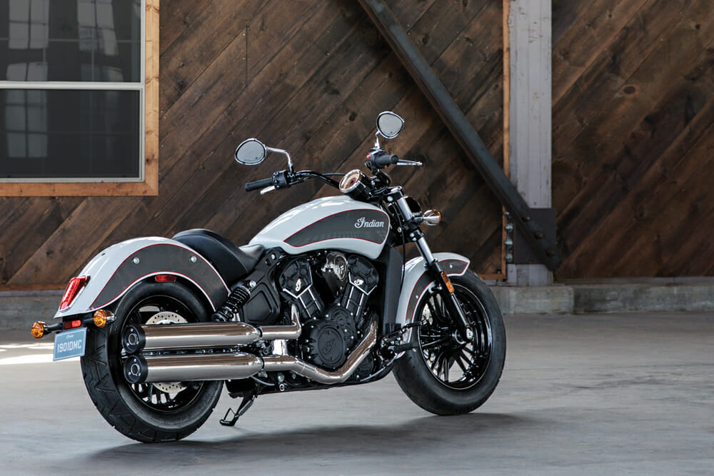 Indian Motorcycle Announces Its 2020 Scout Lineup Cycle News