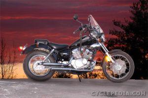 Virago XV250 VStar 250 Yamaha Motorcycle Service Manual