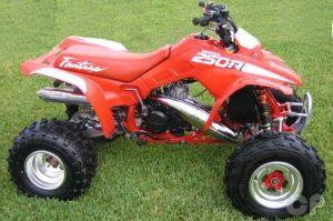 TRX250R Fourtrax Honda Online ATV Service Manual  Cyclepedia