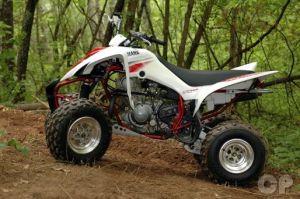 Warrior 350 Yamaha Raptor 19902013 YFM350 ATV Service