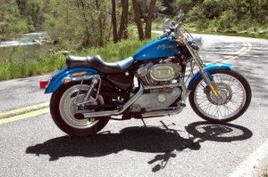 Sportster HarleyDavidson XL883 XL1200 Manual 19912003