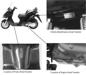KYMCO Grand Vista 250 Scooter Service Manual  Cyclepedia
