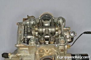 Polaris Fuji Engines 400500  Cyclepedia